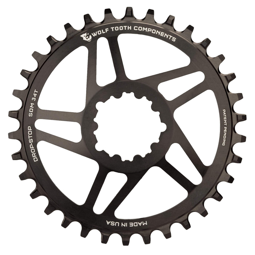 Wolf Tooth Direct Mount Chainrings - SRAM