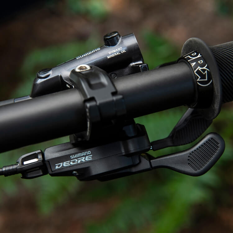 Shimano Deore SL-M6100 Shifter - 12 Speed