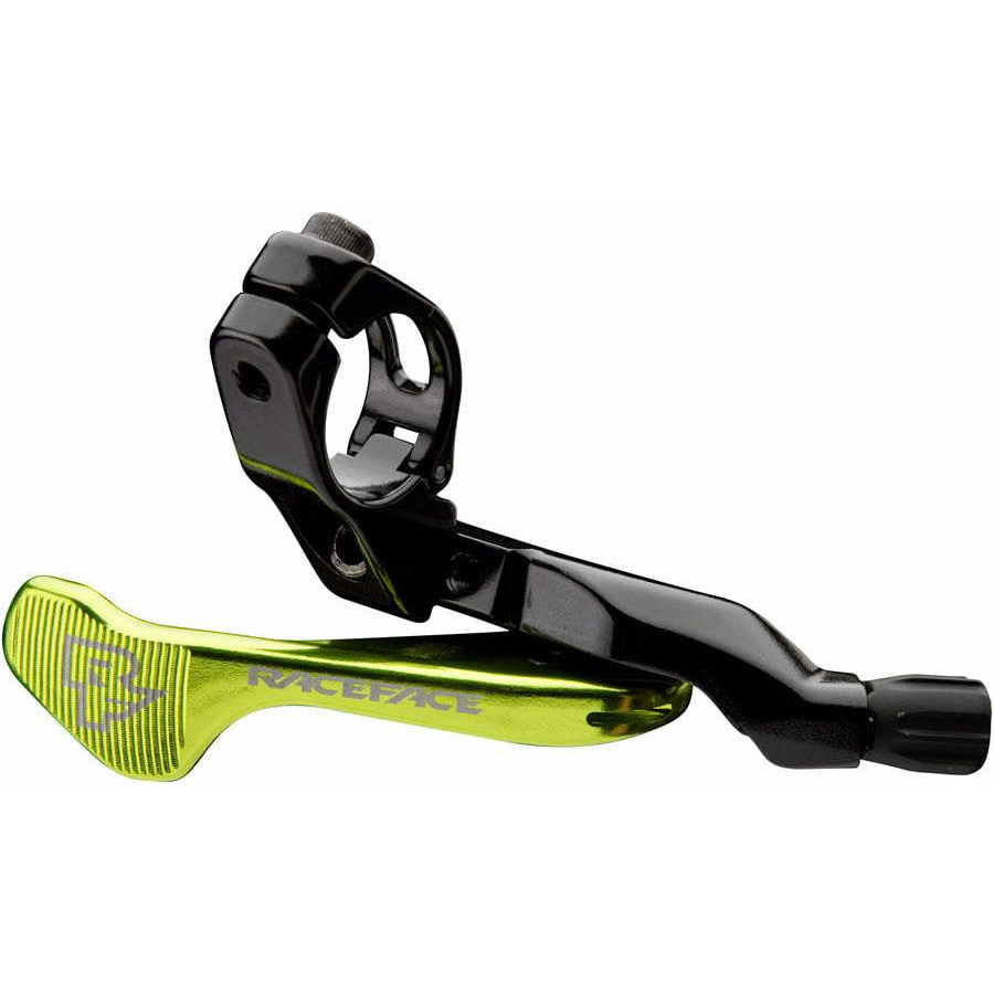 RaceFace Turbine R Dropper Remote Lever - 1x Bar mount - The PM Cycles - Singapore | Fidlock - Forbidden Bike