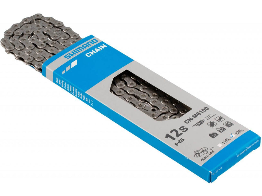 Shimano Deore CN-M6100 Chain - 12 Speed