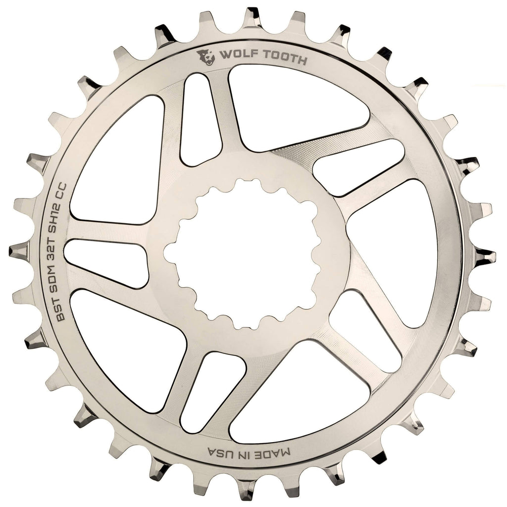 Wolf Tooth Direct Mount Chainrings - Cane Creek / SRAM