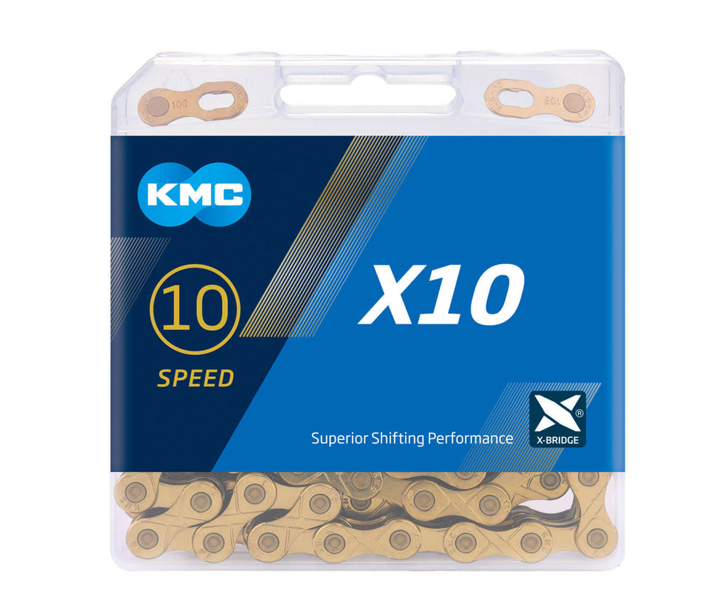 KMC X10 Chain - 10 Speed