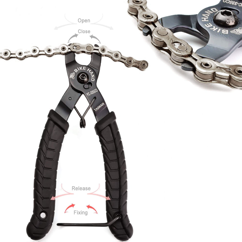 Bike Hand Missing Link Pliers Chain Tool - The PM Cycles - Singapore | Fidlock - Forbidden Bike