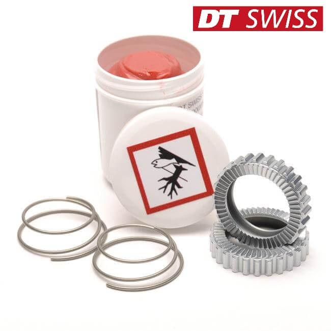 DT Swiss 54t Star Ratchet Upgrade Kit - The PM Cycles - Singapore | Fidlock - Forbidden Bike