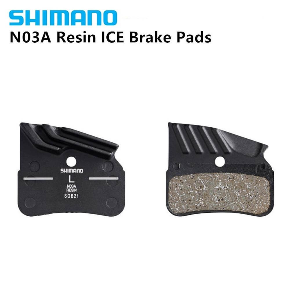 Shimano XTR, XT, SLX N03A Brake Pads - Resin - The PM Cycles - Singapore | Fidlock - Forbidden Bike