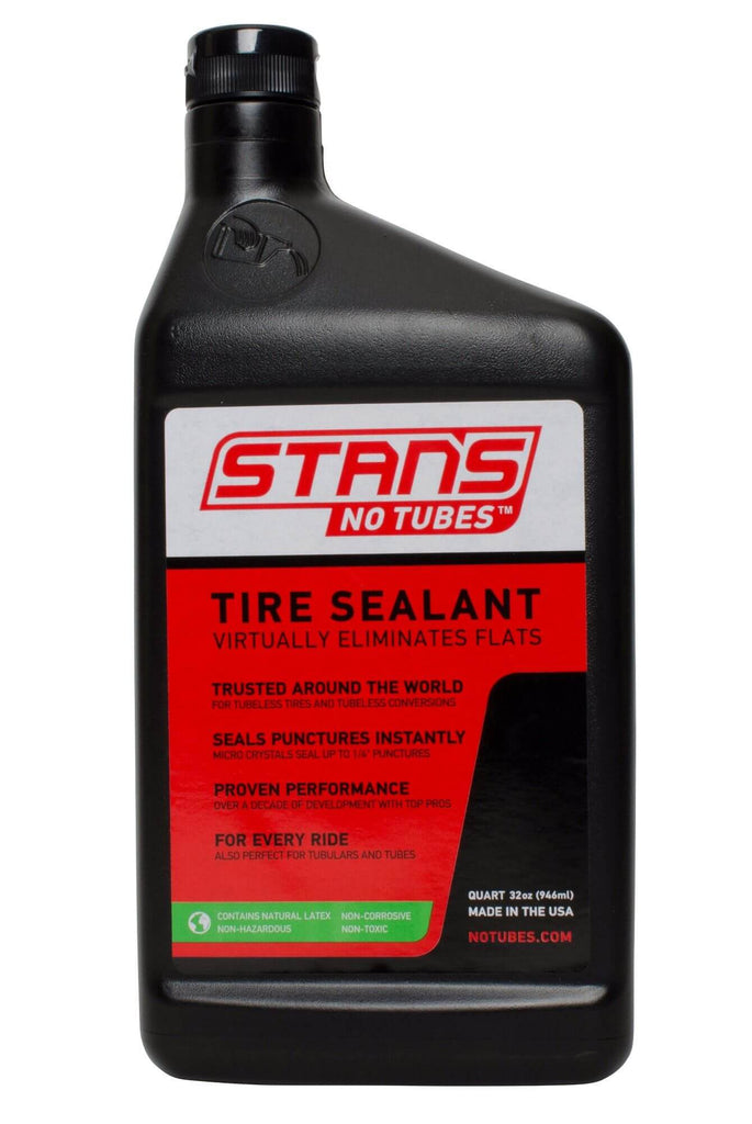 Stan's Tire Sealant Tubeless - Quart / 946ml - The PM Cycles - Singapore | Fidlock - Forbidden Bike