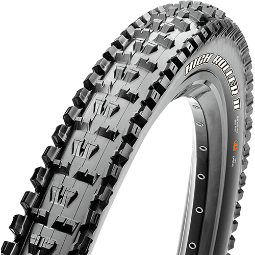 Maxxis High Roller II / 2 Tire - The PM Cycles - Singapore | Fidlock - Forbidden Bike
