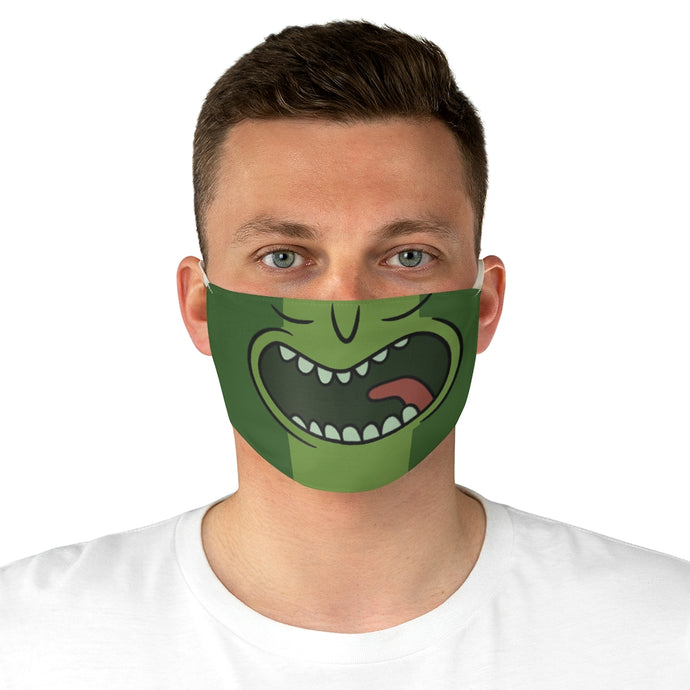 Rick and Morty - Pickle Rick Mask - Just Like Morty