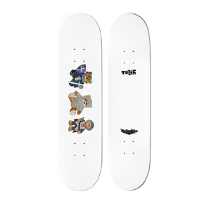 Healing Tales®/Tweak® Bears Skate Deck