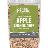 Fire And Flavor Wood Chips Apple 2 Lbs.