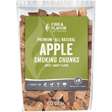Fire And Flavor Wood Chunks Apple 4 Lbs.