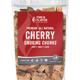 Fire And Flavor Wood Chunks Cherry 4 Lbs.