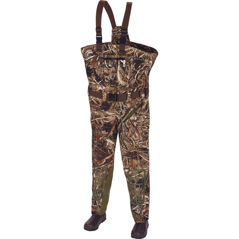 Arctic Shield Heat Echo Select Chest Wader Realtree Max 5 Stout 12