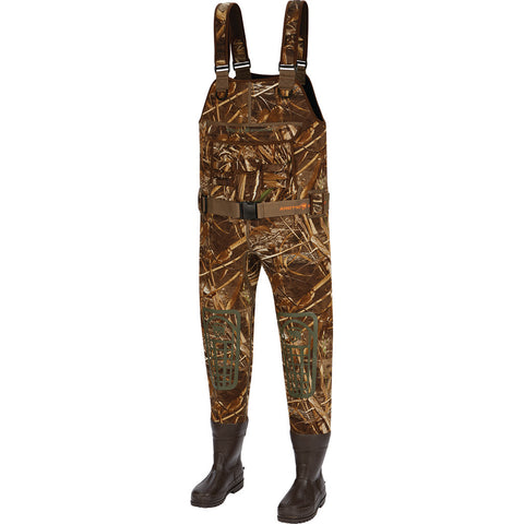 Arctic Shield Neoprene Deluxe Chest Wader Realtree Max 5 12