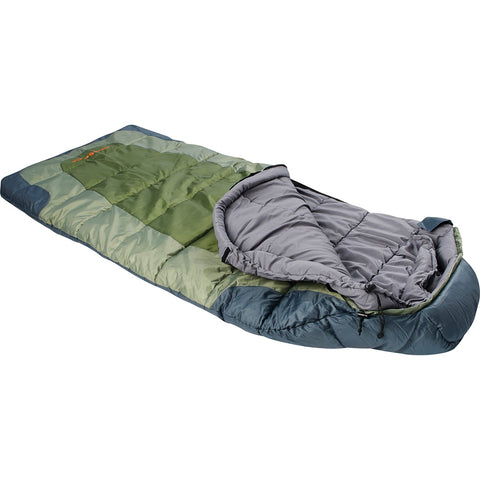 Arctic Shield Echo Mummy Sleeping Bag Winter Moss  Large