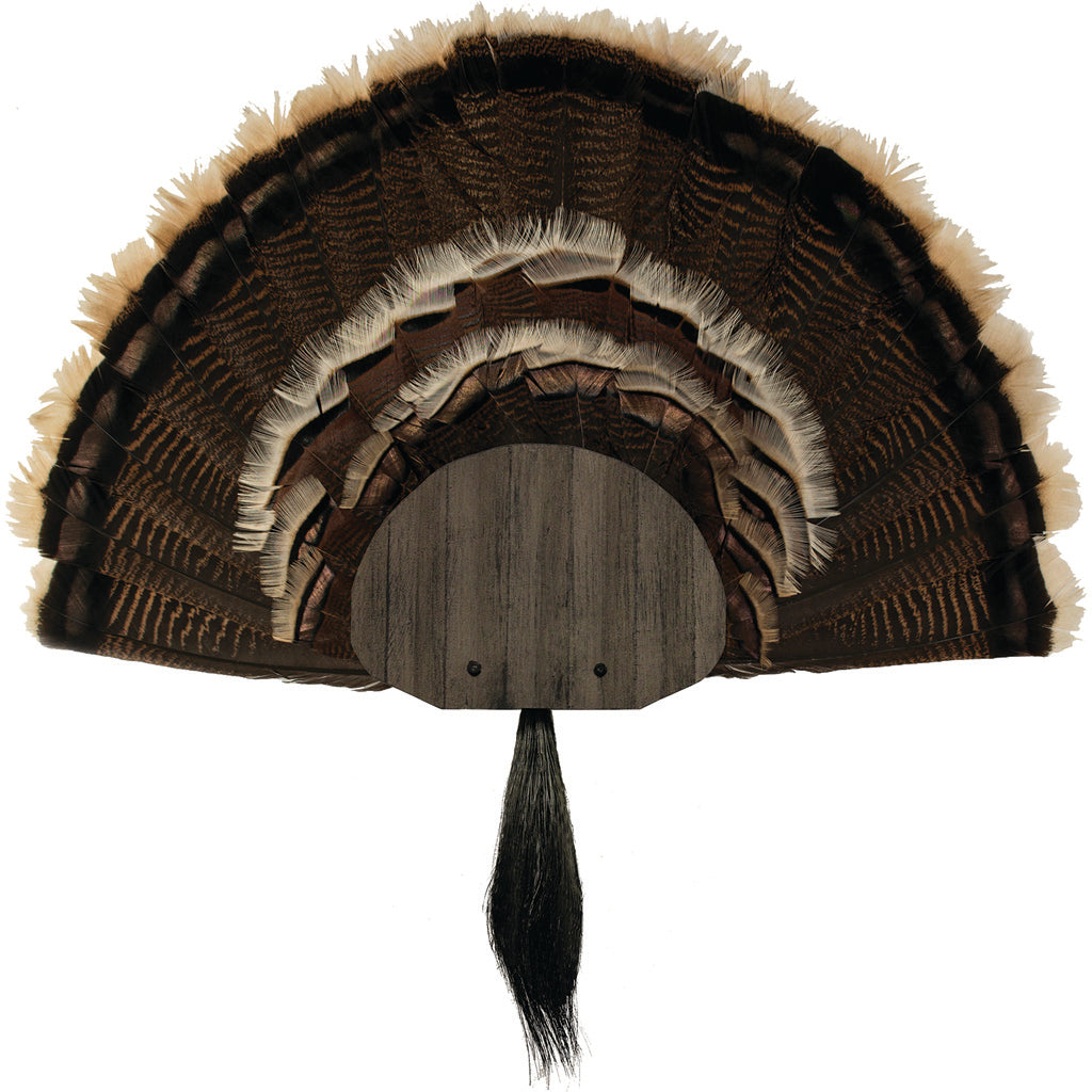 Walnut Hollow Metal Turkey Mounting Kit Grey - Outlook Gear