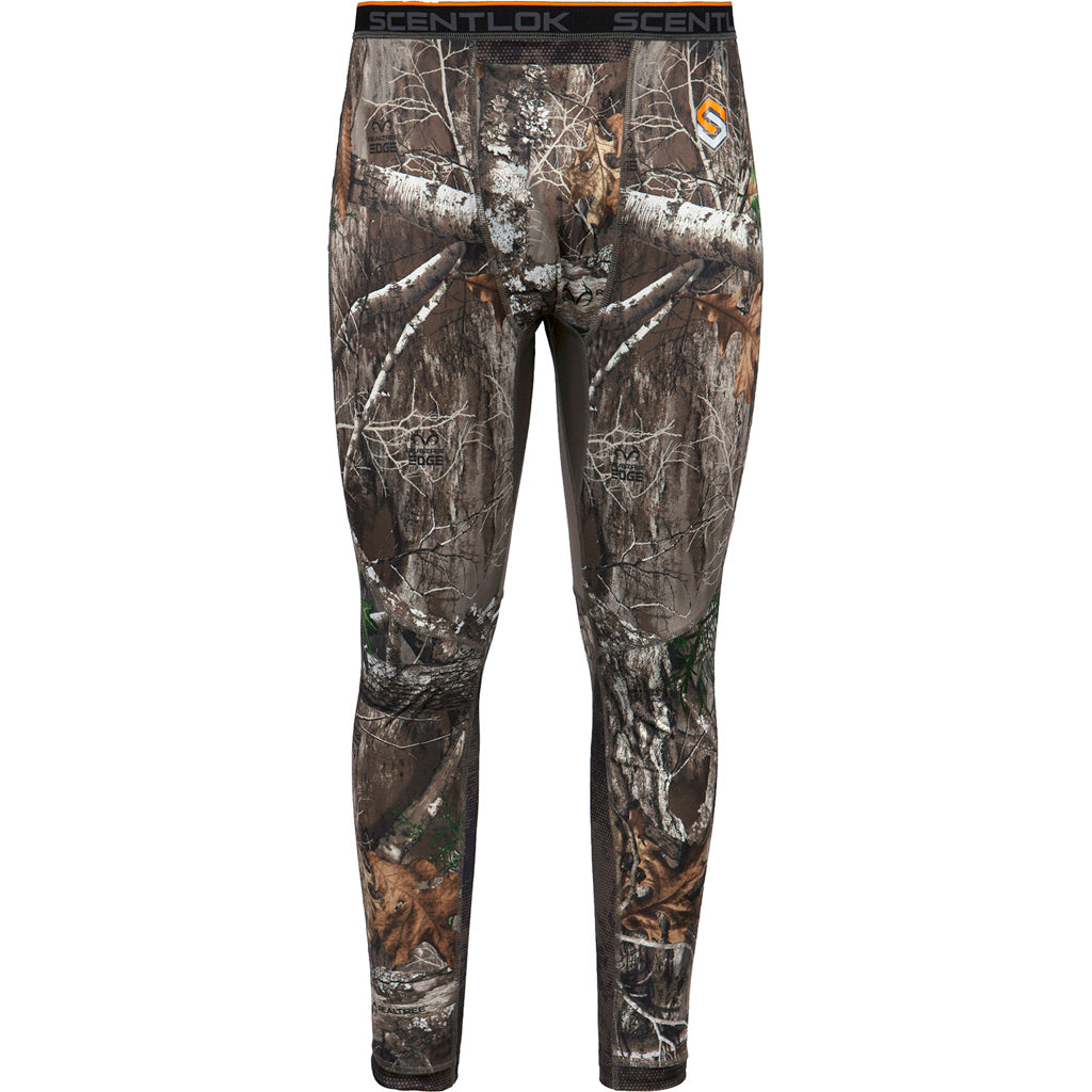 Scentlok Baselayers Amp Lightweight Pant Realtree Edge 2x-large