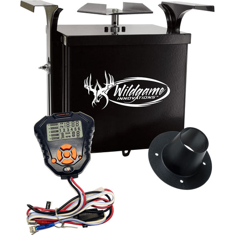 Wildgame Digital Feeder Kit 6 Volt