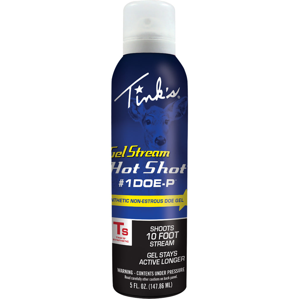 Tinks Synthetic #1 Doe-p Gel Stream 5 Oz.