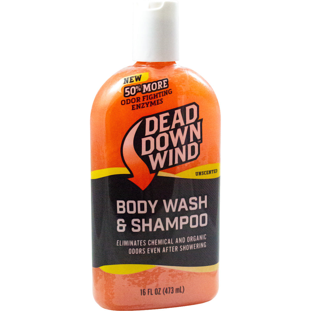 Dead Down Wind Hair And Body Wash 16 Oz.