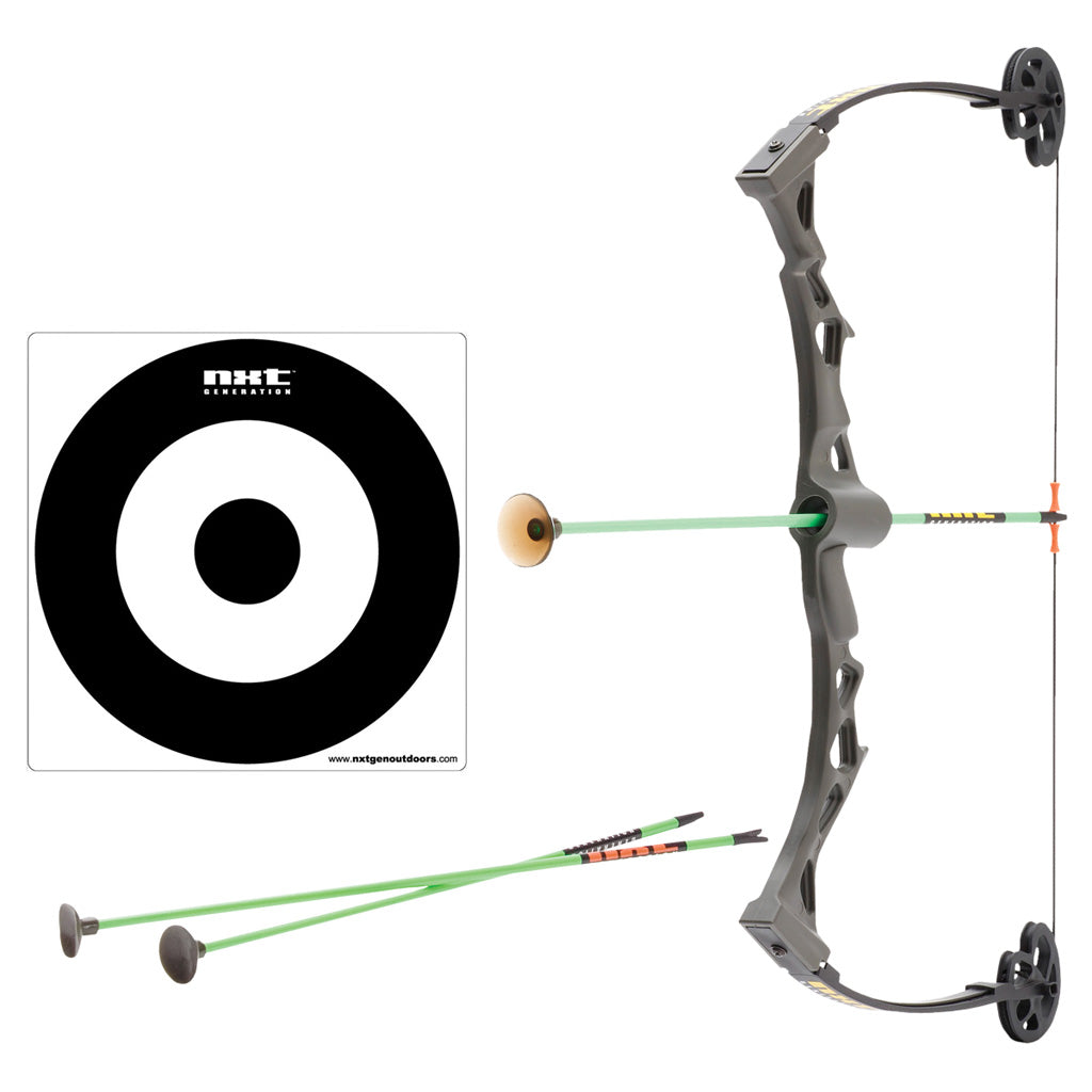 Nxt Generation Rapid Riser Compound Bow Grey