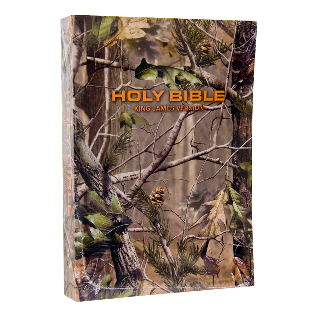 Oso Pocket Bible King James Realtree Ap Green