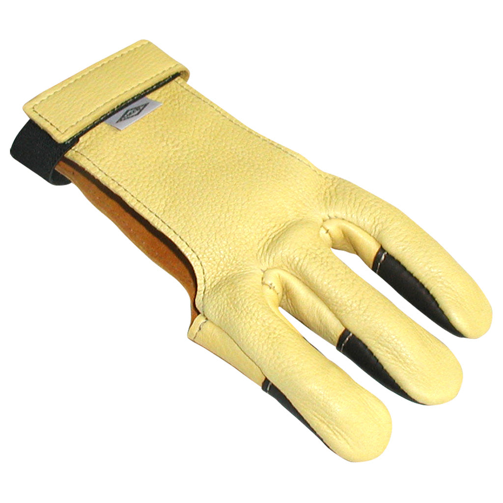 Neet Dg-1l Shooting Glove Leather Tips Large