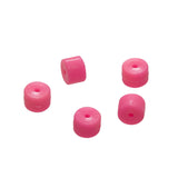 October Mountain Turbo Button 2.0 Pink 5 Pk.