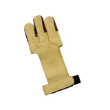 October Mountain Shooters Glove Tan Large