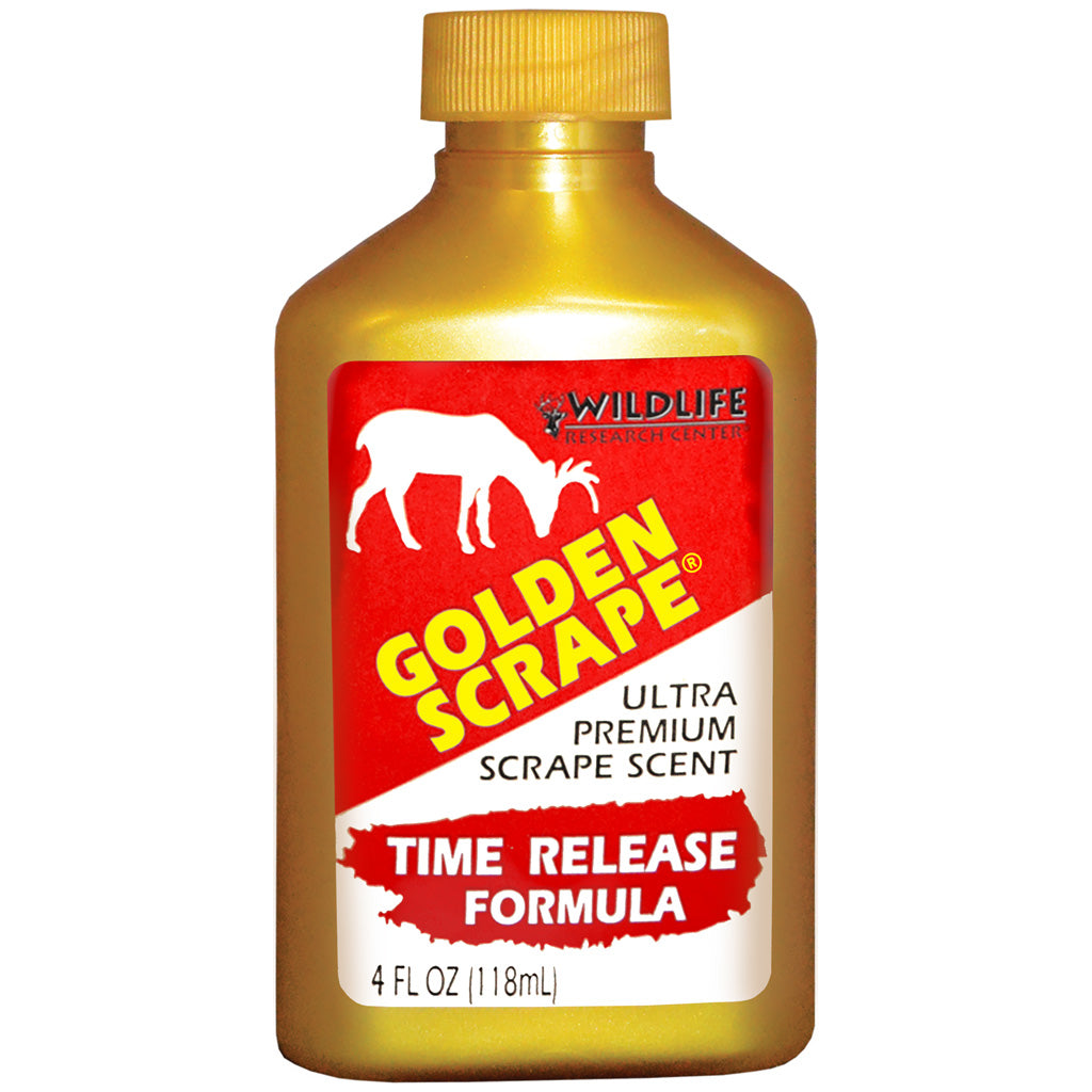 Wildlife Research Goldenscrape Time Release Formula 4 Oz.