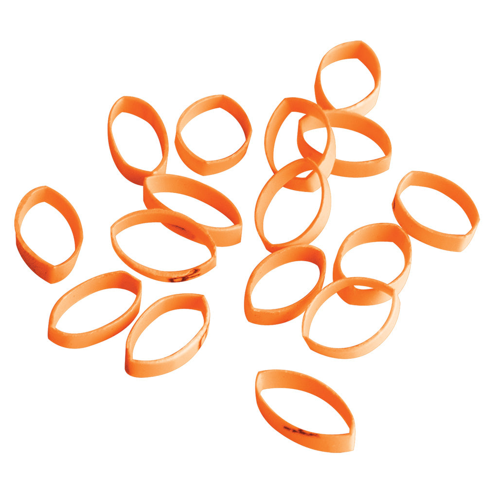 Swhacker Replacement Bands 3 Blade 18 Pk.