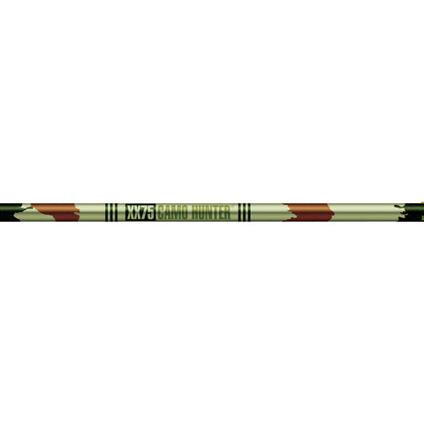 Easton Camo Hunter Xx75 Shafts 2315 1 Doz.