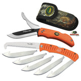Outdoor Edge Razor Pro-saw Combo Orange