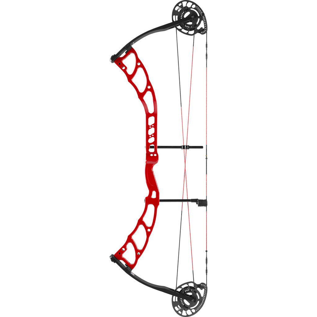 Diamond Medalist 38 Bow Red 60 Lb. Lh
