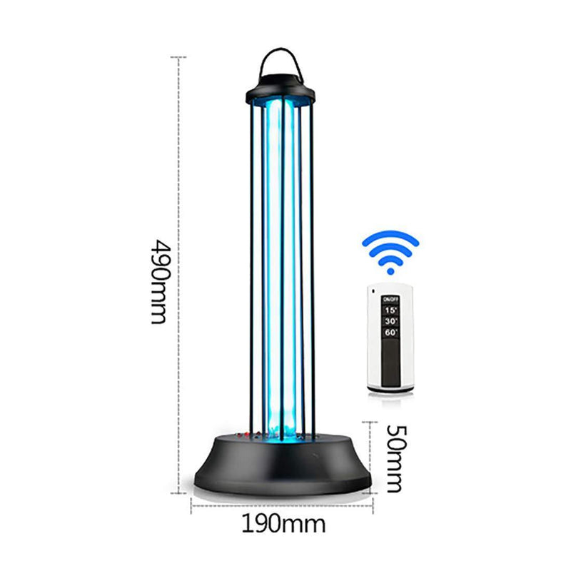 UVCcleans 38W/60W UV Disinfection Germicidal Light - UVCcleans