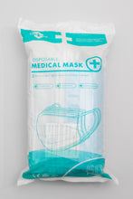 Load image into Gallery viewer, 3-ply Disposable Face Mask (50 count)