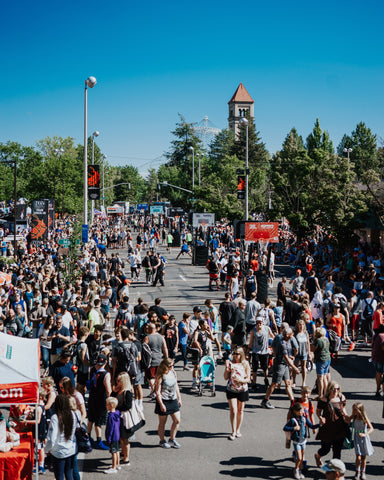 Hoopfest Spokane WA