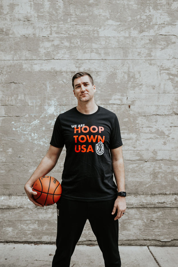 WE ARE HOOPTOWN USA TEE