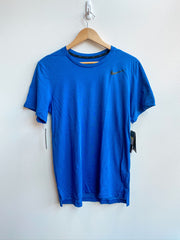 Men's Blue Dri-Fit Tee