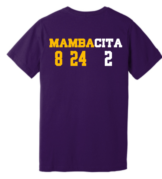 YOUTH MAMBA TEE