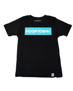 YOUTH TEAL TEE