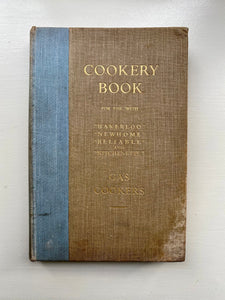 Cookery Book for use with Gas Cookers, Miss H. H. Tuxford, M.C.A., 1961