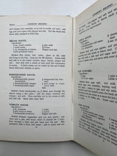 Load image into Gallery viewer, Cookery Book for use with Gas Cookers, Miss H. H. Tuxford, M.C.A., 1961