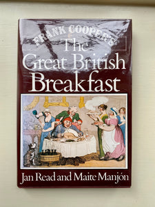 The Great British Breakfast, Jan Read and Maite Manjon, 1981