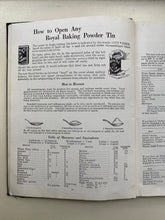 Load image into Gallery viewer, Any one can Bake, 1929