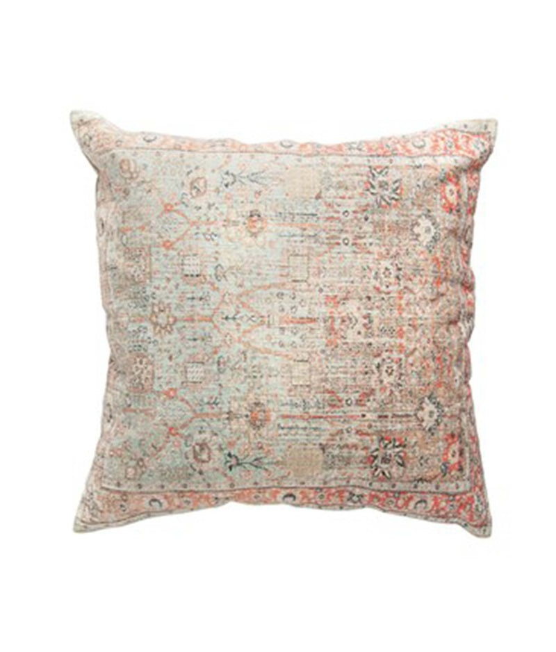 Square Distressed Pillow
