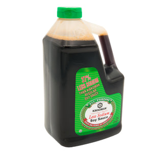 Soy Sauce, Reduced Sodium - 1/2 GALLON