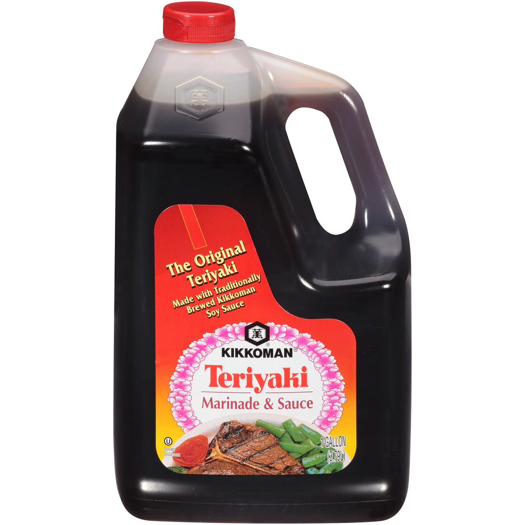 Teriyaki Sauce - 1 GALLON