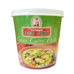 Curry Thai Flavoring, Green - 35 OZ