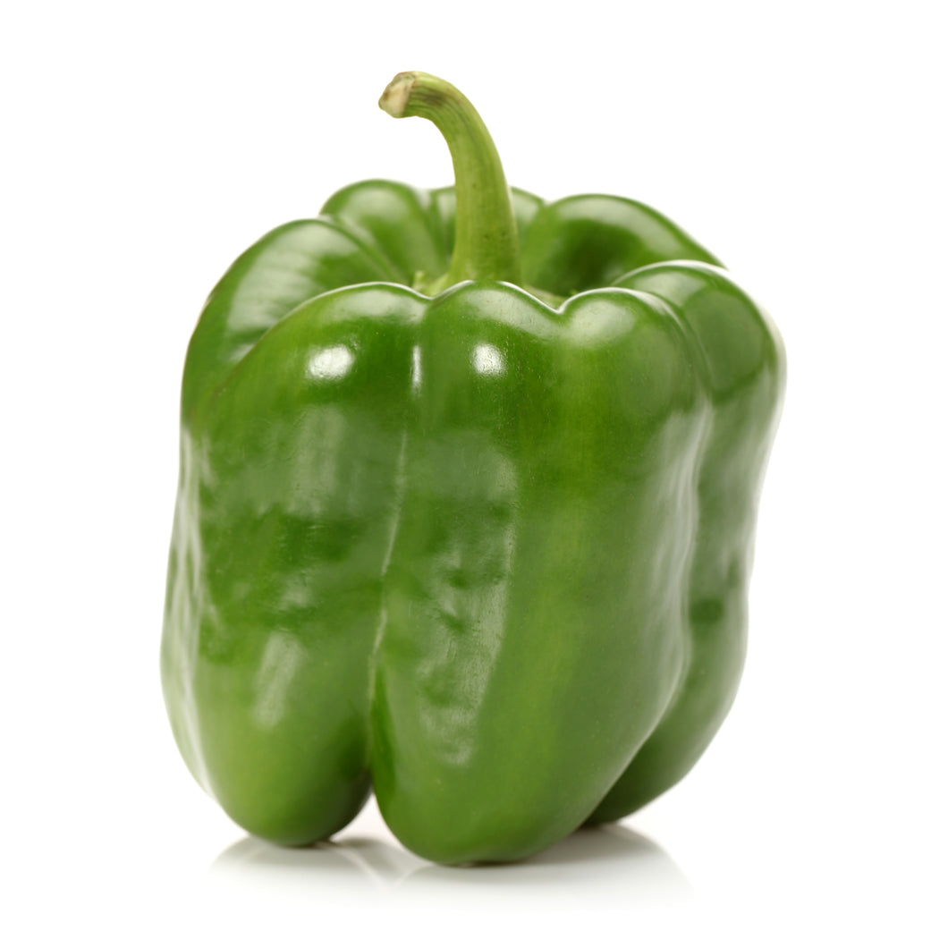 Green Bell Peppers - 5 LB